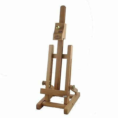 Artists table top easel adjustable display easels small table wooden easel craft