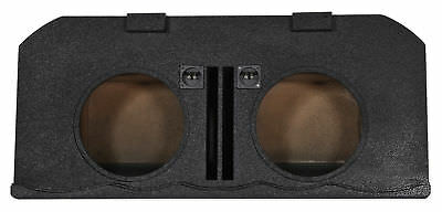 """2002-13 Chevy Avalanche+Cadillac Escalade EXT Dual 15"""" Vented Subwoofer Sub Box"""