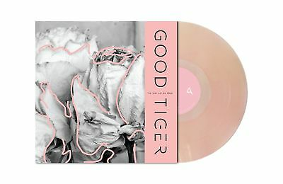 GOOD TIGER We Will All Be Gone FLESH PINK CLEAR Vinyl LP [Ltd 200]
