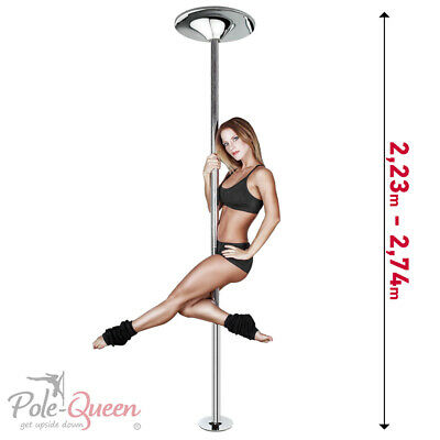 Profi Pole Dance Tanzstange ORIGINAL Pole-Queen Tabledance Gogo  Tanz Stange NEU