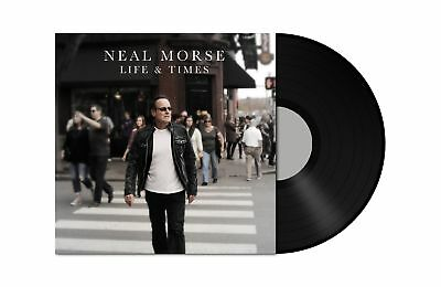 NEAL MORSE - Life And Times 180g BLACK Vinyl LP