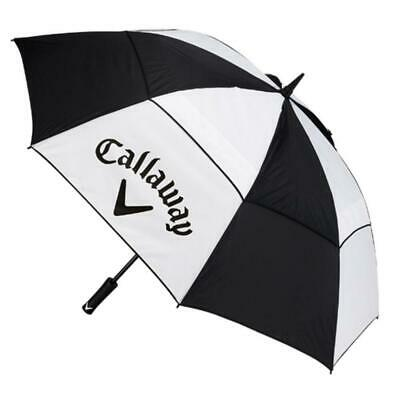 "Callaway Golf 2018 Clean Double Canopy Umbrella 60"" (Black)"