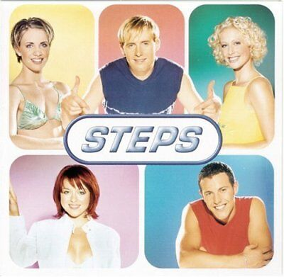 Steps - Step One - Steps CD BWVG The Cheap Fast Free Post The Cheap Fast Free