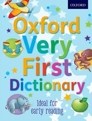 Oxford Very First Dictionary (Paperback), Kirtley, Clare, Birkett...