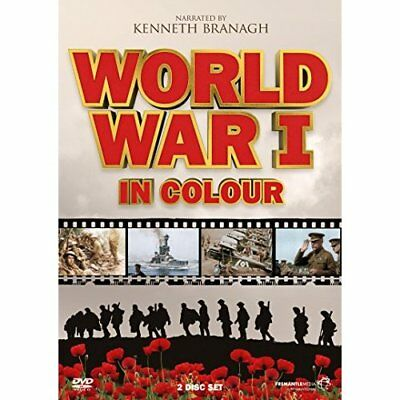 World War 1 In Colour - Complete TV Series [DVD] DVD