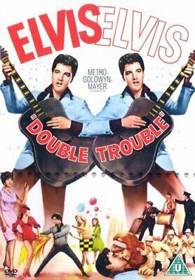 Double Trouble [DVD] [1967] - DVD  BUVG The Cheap Fast Free Post