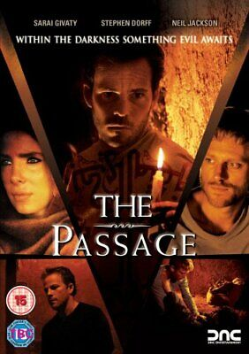 The Passage [DVD] - DVD  9YVG The Cheap Fast Free Post