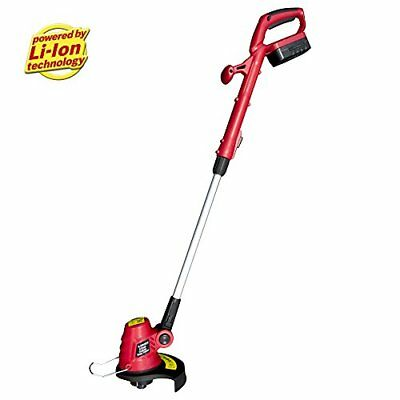 Trueshopping® Lithium-ion Electric Strimmer Garden Tool Lawn Cordless Battery P