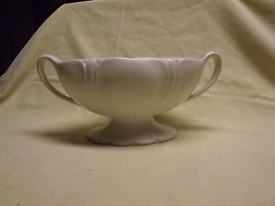 Beswick Large Mantle Vase Constance Spry Style Pat. No.1187-1 Large Cream Color