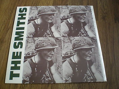 The Smiths - Meat Is Murder New Lp Sealed