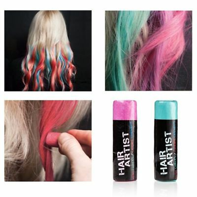 10 x Wholesale Joblot Set of 2 Hair Chalks Colouring Dye Party Temporary