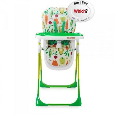 Cosatto Noodle Highchair Superfoods