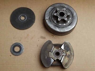 McCULLOCH 335 / 338 / 435 / 442 / 438 CHAINSAW CLUTCH and DRIVE SPROCKET