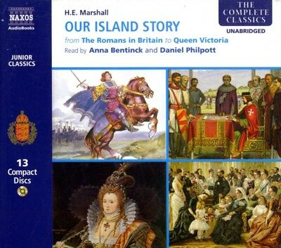 Our Island Story (Audio CD), Marshall, H. E., 9789626349182