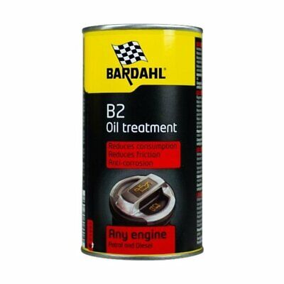Additivo Auto Trattamento Olio Motore Bardahl B2 Oil Treatment - 300 ml