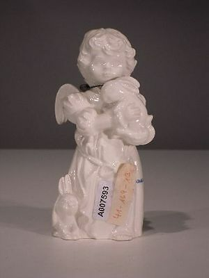 +# A007593 Goebel Archiv Muster Engel Angel mit Hase in Hand 41-164 Plombe