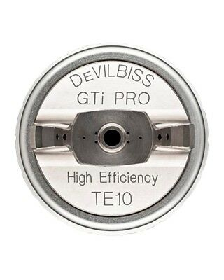 DeVilbiss TE10 High Efficiency Air Cap & Ring