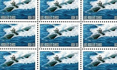 2000 - U.S. NAVY SUBMARINES - #3372 Full Mint -MNH- Sheet of 20 Postage Stamps