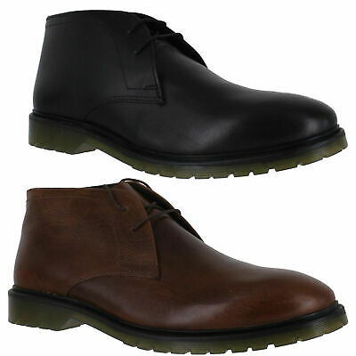 Mens Red Tape Edwortth Cushioned Sole Leather Lace Up Chukka Boot Sizes 7 to 12