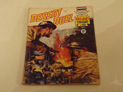 VALIANT PICTURE LIBRARY,NO 133,1968 ISSUE,GOOD FOR AGE,50 yrs old,V RARE COMIC.