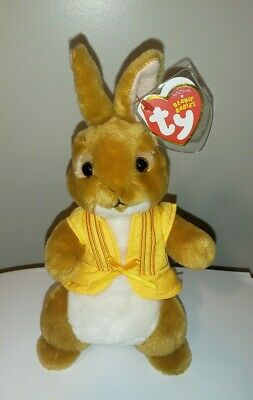 9f4fd42b06c 2018 Ty Beanie Babies ~ MOPSY from the Peter Rabbit Movie 9