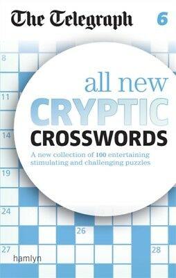 The Telegraph All New Cryptic Crosswords 6 (The Telegraph Puzzle ...