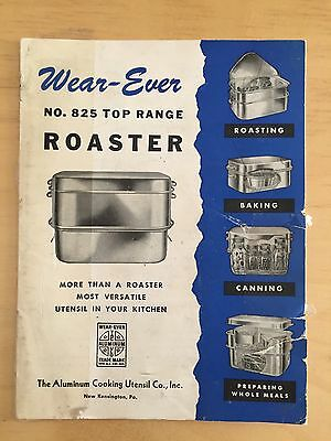West bend ovenette manual ebook array vintage wear ever 1029 aluminum roaster vented steamer rack 4 piece rh picclick com 825 top range roaster manual pdf fandeluxe Choice Image