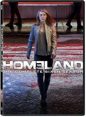 Homeland: The Complete Sixth Season [New DVD] Boxed Set, Dolby, Subtitled, Wid