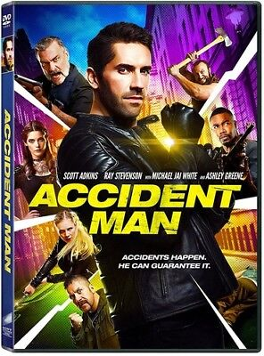 Accident Man [New DVD] Ac-3/Dolby Digital, Dolby, Subtitled, Widescreen