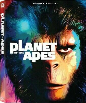 Planet of the Apes [New Blu-ray] Anniversary Ed, Dolby, Digital Theater System