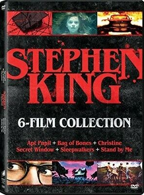 Stephen King: 6-Film Collection [New DVD] Boxed Set, Dolby, Subtitled, Widescr
