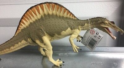 Carnegie Collection Spinosaurus Dinosaur By Safari Jurassic Scale 1:40 12 Inches