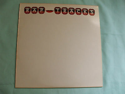 Various Artists - Rap Tracks Original Double Vinyl Album.Records In Ex.Cond.