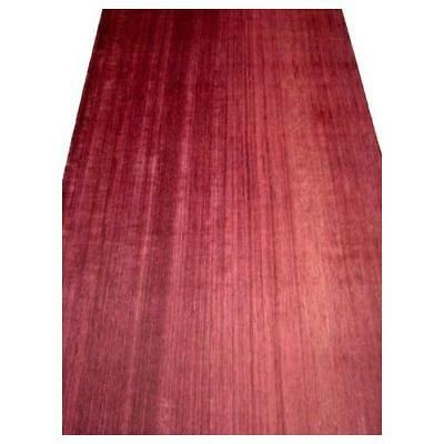Amarant Brett Purpleheart wood Blume 64x20,5cm 23mm