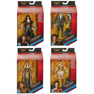"Dc Comics Multiverse Wonder Woman 6"" Action Figure Collector Toys"