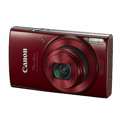 Canon Powershot Elph 190 IS (Red) *NEW*