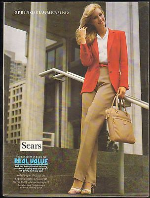 Spring/summer 1982 Sears Catalog, Western Edition, Fashion, Tools, Housewares