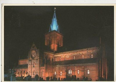 St Magnus Cathedral Orkney 1991 Postcard 286a