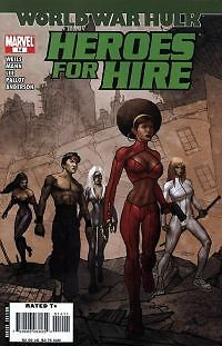 Heroes for Hire Vol. 2 (2006-2007) #14