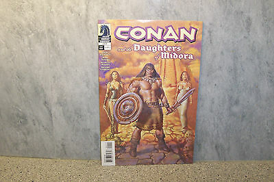 Conan And The Daughters Of Midora One-Shot