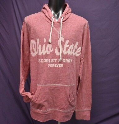 best loved 41810 41d77 J. America Youth NCAA Ohio State Buckeyes Pullover Hoodie NWT S, M, L