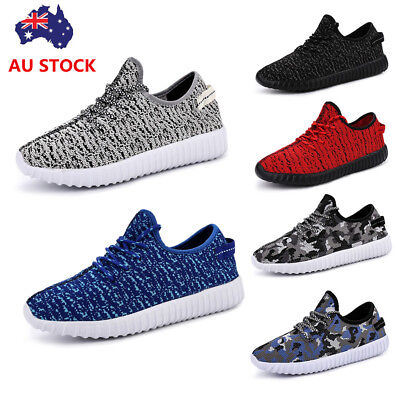 Mens Womens Unisex Sneakers Breathable Trainers Athletic Sports Running Shoes