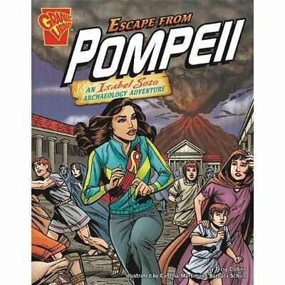 Escape From Pompeii - Paperback NEW Collins, Terry 2010-11-15
