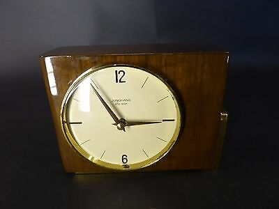 Watch Junghans Clock Ato Mat Art Decoration atomat Mantel Table Bill Max