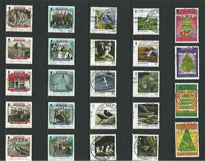 y3974 Isle of Man / A Small Collection Early & Modern Lhm & Used
