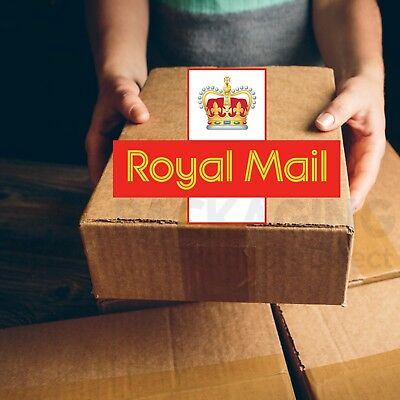Variety of Royal Mail SMALL PARCEL Sized Cardboard Postal Boxes - See all sizes!