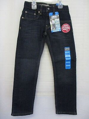 NEW Signature Levi Strauss & Co. Boys' Athletic Jeans Size 7 Reg. Free Shipping
