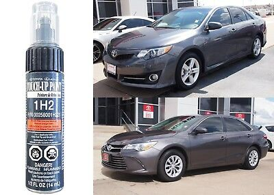 Genuine Toyota 00258-001H2-21 Cosmic Grey Mica Touch-Up Paint Pen New Free Ship