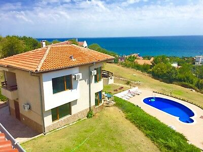 3 Bedroom Sea View Villa Varna Bulgaria Pool, Air Con, Parking, Varna Bulgaria!
