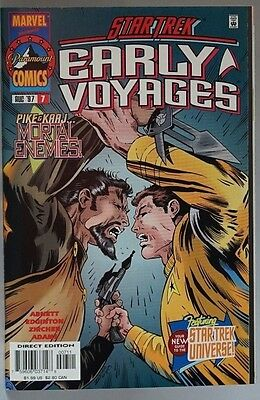 Marvel Comics Star Trek Early Voyages # 7 Cover A (1997 Series) , 1st Print , NM
